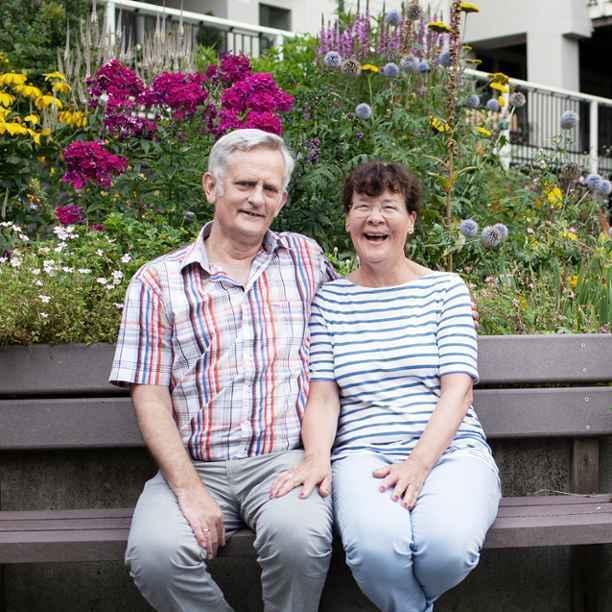 Emile Gonkel & Joanne Bergman: Triodosklanten van het eerste uur