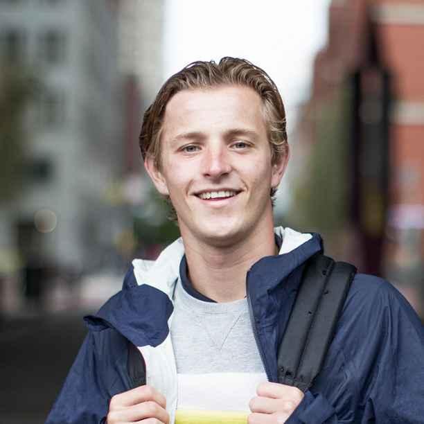 """Stijn Warmenhoven: """"demonstreren was de enige manier om onze stem te laten horen"""""""