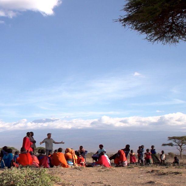 De Masai planten hun toekomst