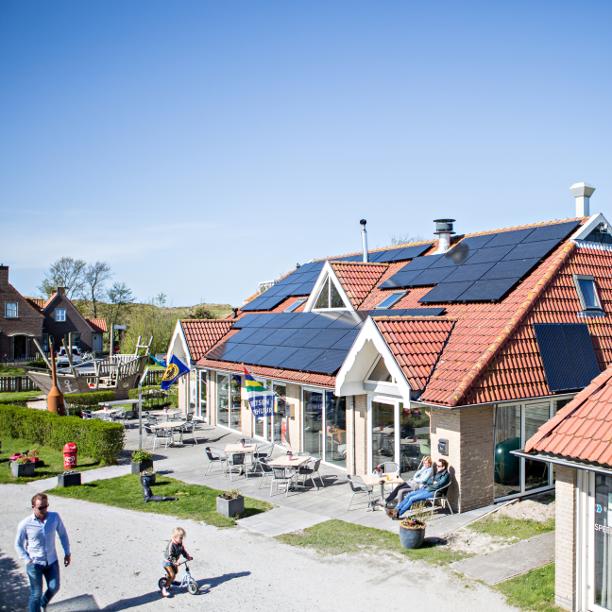 Hoe dit vakantiepark de maandelijkse energierekening flink verlaagde