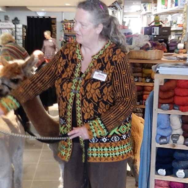A Joure breiboutique   Maak verschil met zelfgebreide kleding