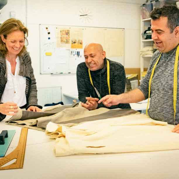 Atelier MADE HERE   Slow fashion van een kleermakerscooperatie