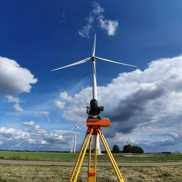 BladeTracker | Slimme inspectie van windturbines