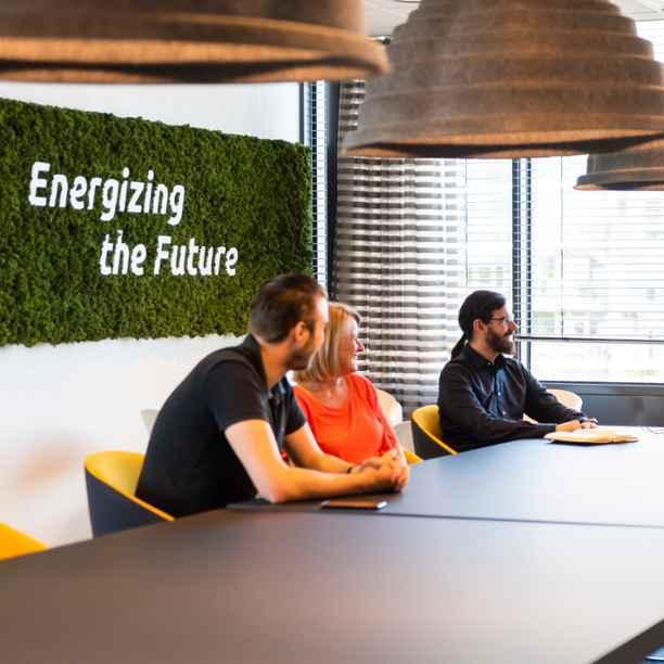 INNAX | Een duurzaam gebouw geeft energie