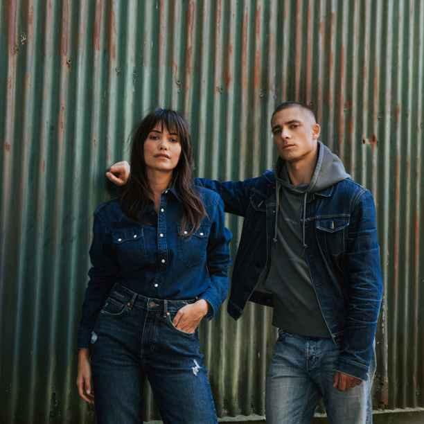 Kuyichi niet-seizoensgebonden jeans met een lage milieu-impact