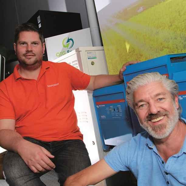 OTG.energy | Zelfvoorzienend door innovatie in duurzame energie