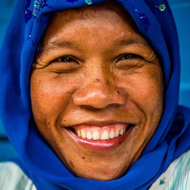 Een toilet dankzij microfinanciering