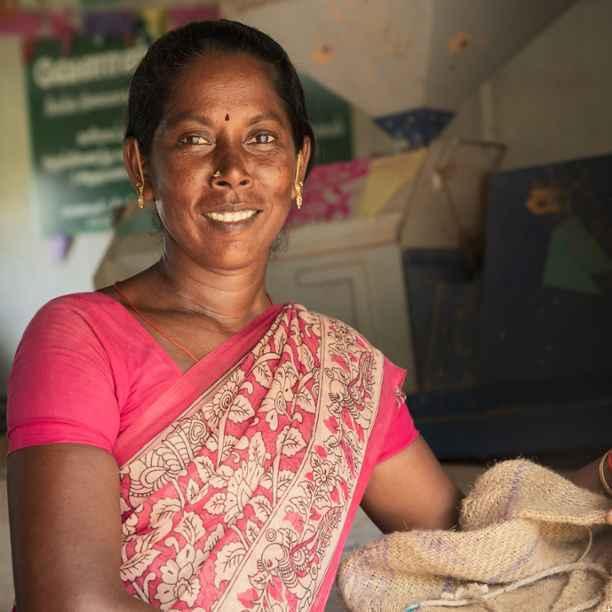Slimmer geld voor Indiase boer