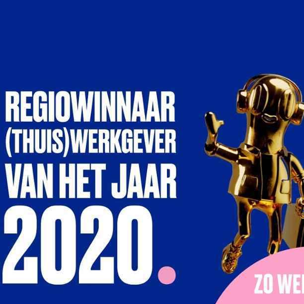 Triodos Bank wint prijs voor Beste (Thuis)Werkgever van Utrecht