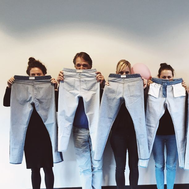 Waarom MUD Jeans spijkerbroeken verhuurt