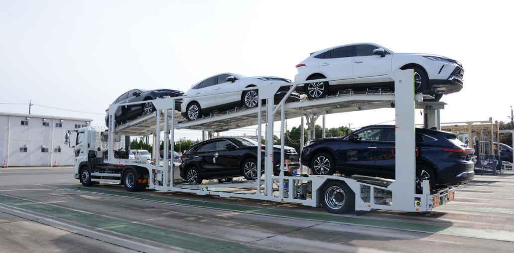 Autos van Toyota